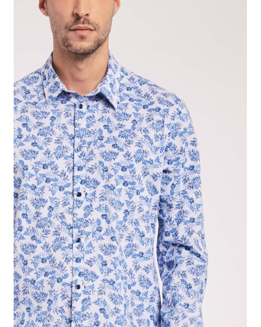 Chemise longues manches...