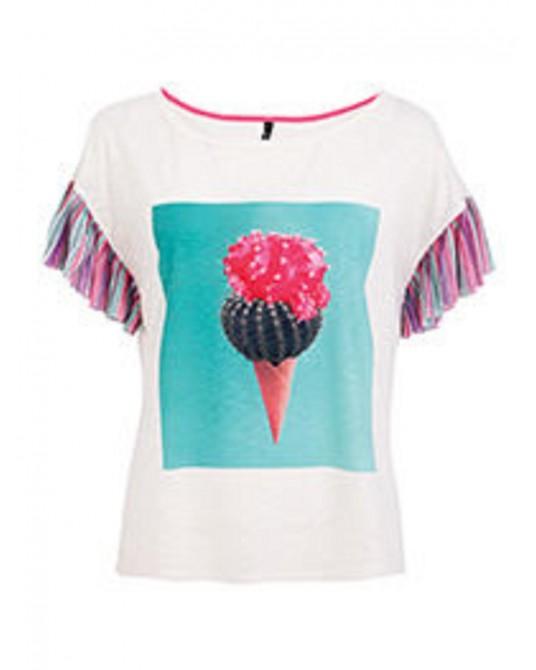 T-shirt courtes manches...